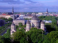 Cástor TPV se estrena en Letonia de la mano de Imaginarium