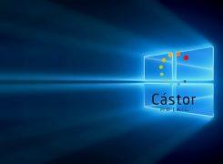 Cástor Retail funciona en Windows 10 sin problemas. Un ERP y TPV para tiendas que se adapta como un guante