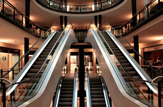 escalator-stairs-metal-segments-architecture-54581