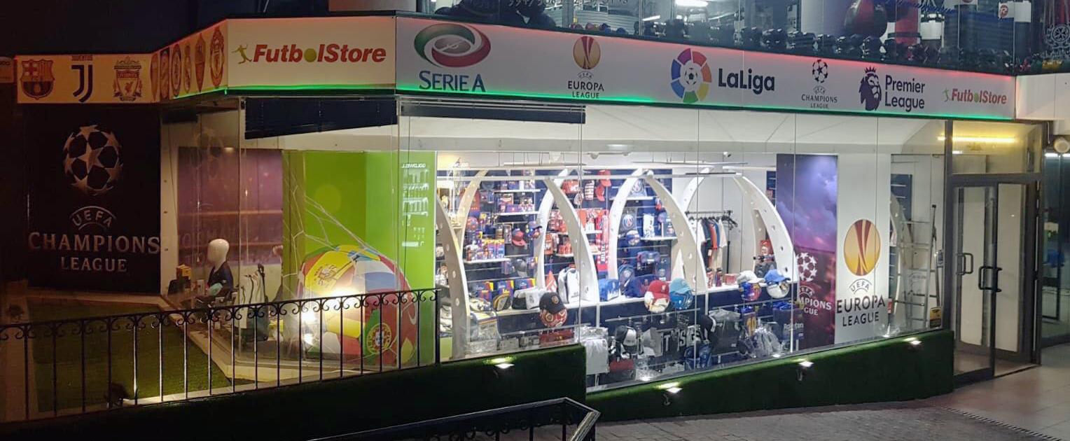 CástorRetail mete un gol en Malta con Fútbol Store