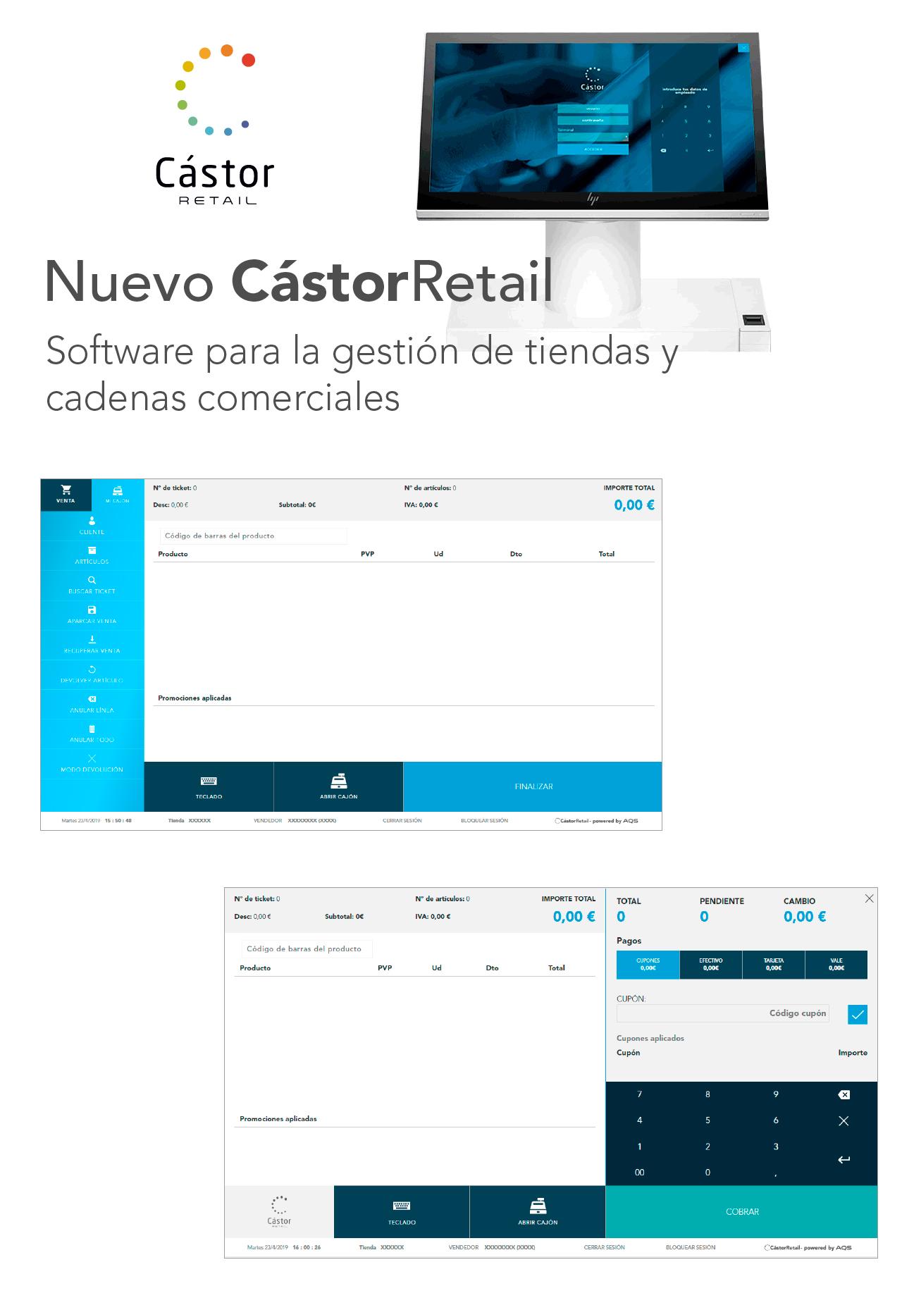 castorRetail