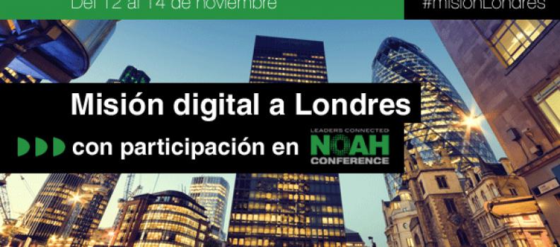 AQS en misión digital a Londres